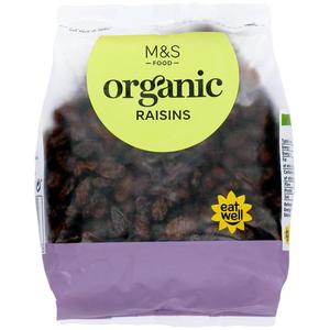 Organic Raisins 375g