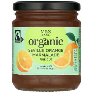 Organic Seville Orange Marmalade 340g
