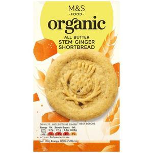 Organic Stem Ginger 150g