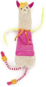 Smartykat Leggy Llama Kicker Plush Catnip Cat Toy 1pc