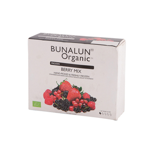 Bunalun Organic Mixed Berries 392g