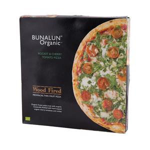 Bunalun Organic Rocket & Tomato Pizza 427g