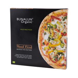 Bunalun Organic Vegetable Pizza 427g