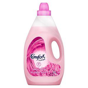 Comfort Fabric Softener Flora Soft 3l