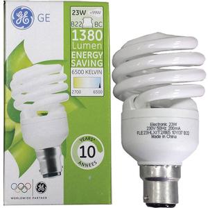 GE Energy Saving Lamp 1pc