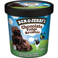 Ben & Jerry Chocolate Fudge Brownie 500ml