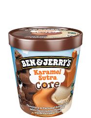 Ben & Jerry Karamel Sutra 500ml