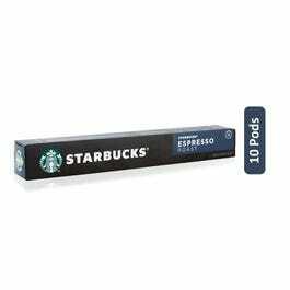 STARBUCKS  Espresso Roast by NESPRESSO Dark Roast Coffee Capsules 57g