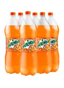 Mirinda Orange Pet Bottle 6x2.25L
