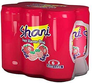 Shani Can 6x330ml