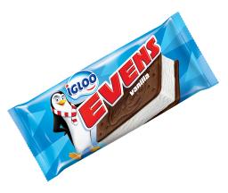 Igloo Evens Vanilla Ice Cream 90ml
