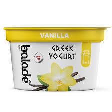 Balade Lemon Ginger Low Fat Greek Yoghurt 180g