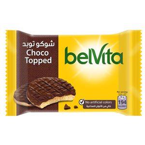Belvita Biscuit Half Coated With Milk Chocolate 36g