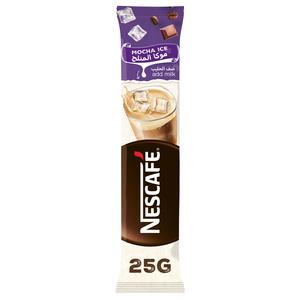 Nescafe Mocha Ice Coffee Mix Sachet 25g