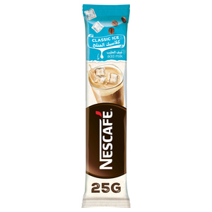 Nescafe Classic Ice Coffee Mix Sachet 25g