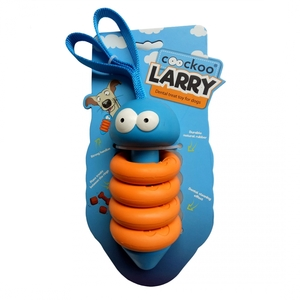 EBI Coockoo Larry Dog Toy Orange 1pc