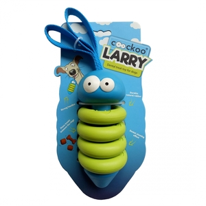 EBI Coockoo Larry Dog Toy Lime Green 1pc