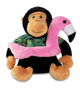 PetShop by Fringe Studio Gregory the Gorilla Plush Dog Toy 1pc