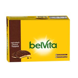 Belvita Biscuit Half Coated With Milk Chocolate 12x36g