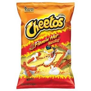 Cheetos Crunchy Flamin Hot 11x35g