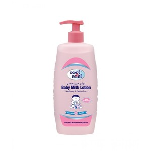 Cool & Cool Milk Baby Lotion 500ml