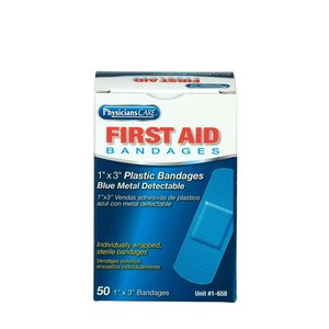 First Aid N Plastic Bandages 50s
