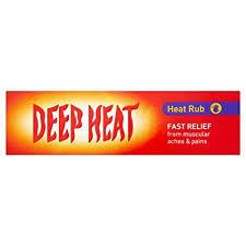 Mentholatum Deep Heat Rub Maximum 35g