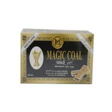 Magic Coal Gold 60s