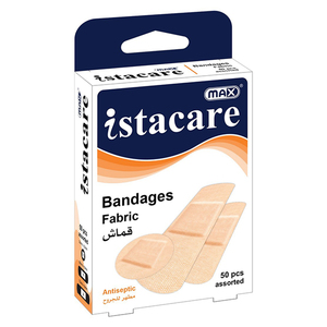 Max Istacare Max Istacare Bandages Fabric 1pc
