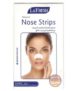 Lafresh Nose Strip Natural 1pc