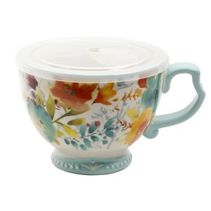 Pioneer Cup With Lid 1pc