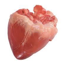 Pork Heart 500g