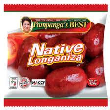 Pampanga's Best Pork Longaniza 420g