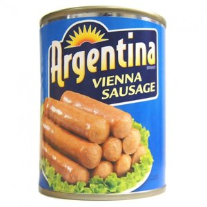 Argentina Pork Vienna Sausage 260g