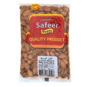 Safeer Almond Medium 400g