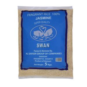 Swan Jasmine Rice 5kg