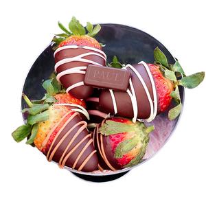 Strawberry Chocolate Verrine 1 pc