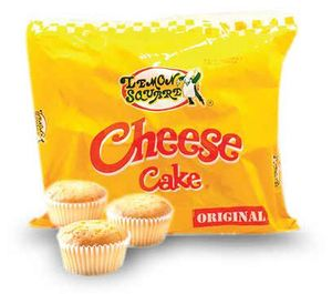 Lemon Square Cheese Cake 10x30g