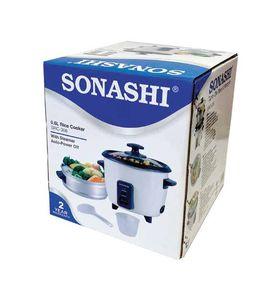 Sonashi Rice Cooker SRC306 0.6L