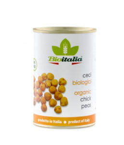 Bioitalia Chick Peas 400g