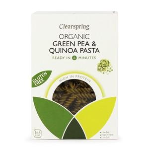 Clearspring Pea & Quinoa Pasta 250g
