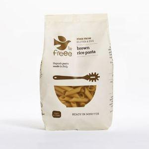 Doves Farm Organic Brown Rice Penne Pasta 500g