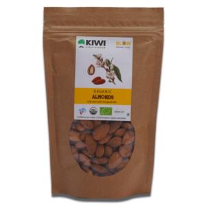 Kiwi Organic Almonds 250g