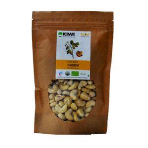 Kiwi Organic Cashews 250g