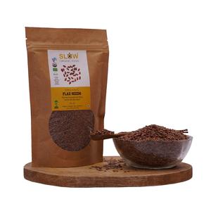 Kiwi Organic Flax Seeds 100g