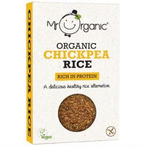 Mr Organic Chickpea Rice 250g
