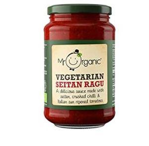 Mr Organic Seitan Pasta Sauce 350g
