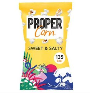 Proper Corn Sweet And Salty 30g