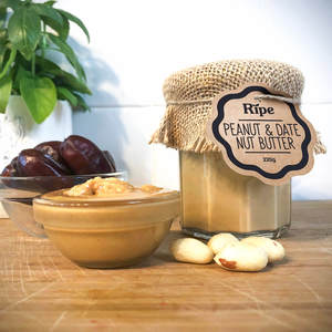 Ripe Spread Date And Peanut Butter 220g