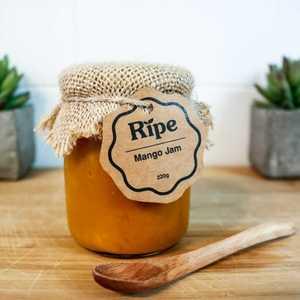 Ripe Spread Mango Jam 220g
